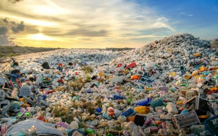 Wondering If You Want To Give Up Smoking, Drinking Or Meat For Lent? How About Plastic?