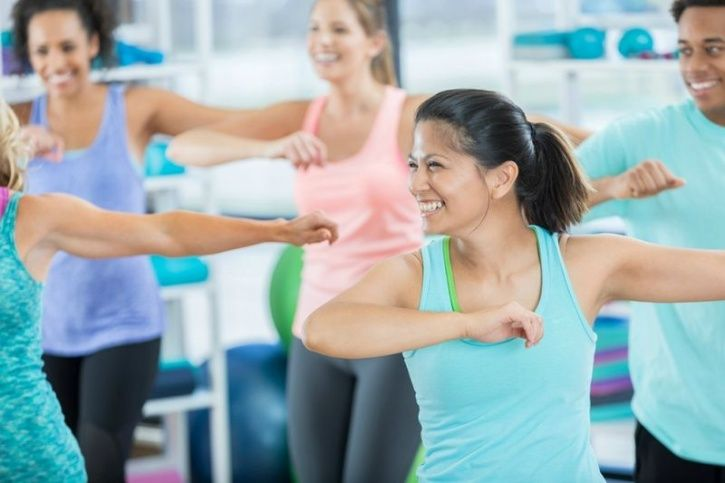 Working Out In Groups Or Adding These Unconventional Elements Can Help You Stick To A Routine