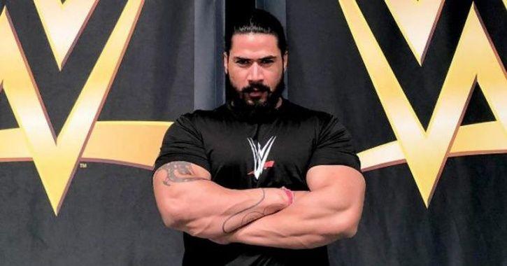 wrestler Amanpreet Singh