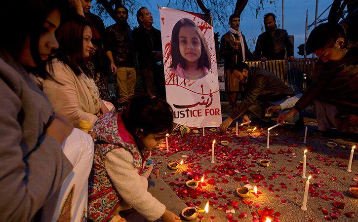 Zainab Killer Gets Four Death Sentences