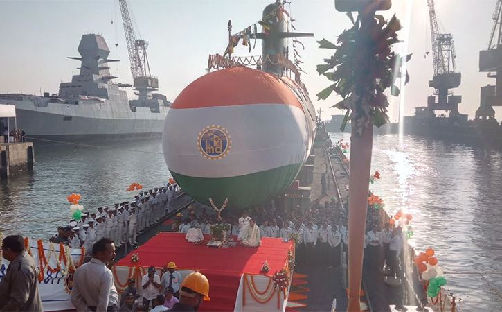 10 Things You Need To Know About The Scorpene Class Submarine Karanj