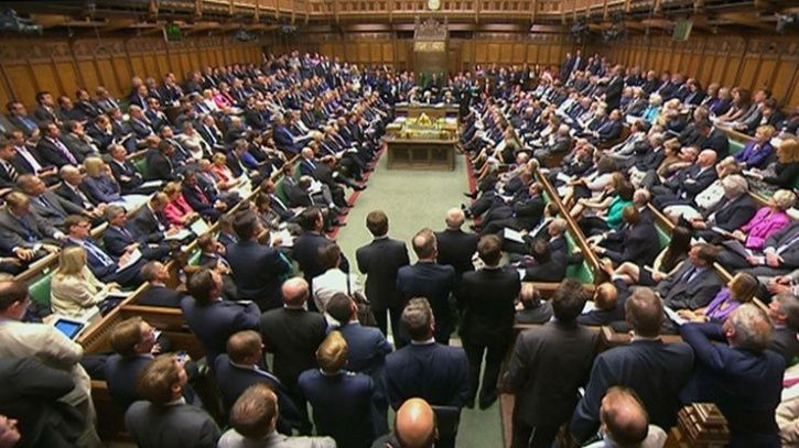 160 Attempts Daily To Access Online Porn In UK Parliament