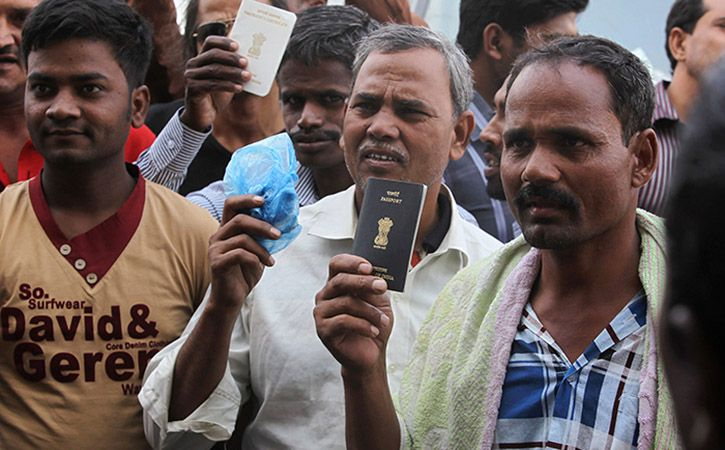 2000 Unpaid Indian Workers Stranded In Kuwait