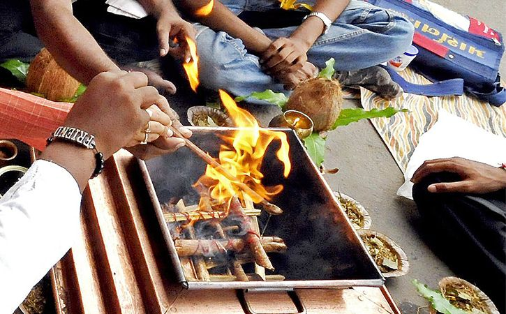 24hr Yagna On Feb 2 To Create Awareness On Importance Of Cow