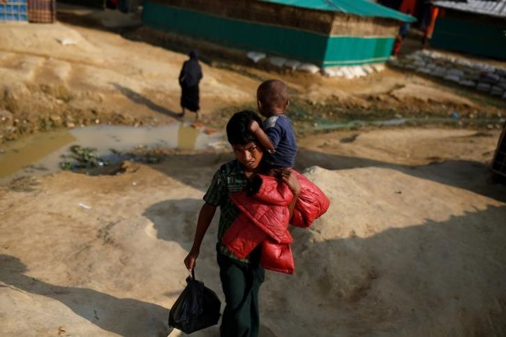 29 Rohingyas Travel 5330km To Find Shelter In Bengal Village