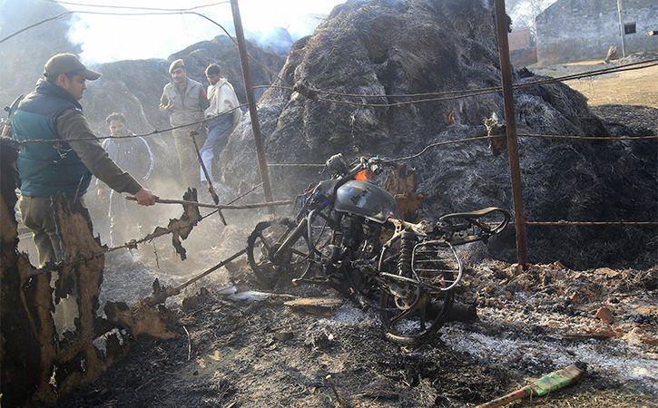 2 Civilians Killed In Pak Ceasefire Violation