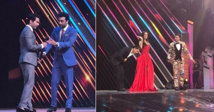 63rd Filmfare Awards 2018
