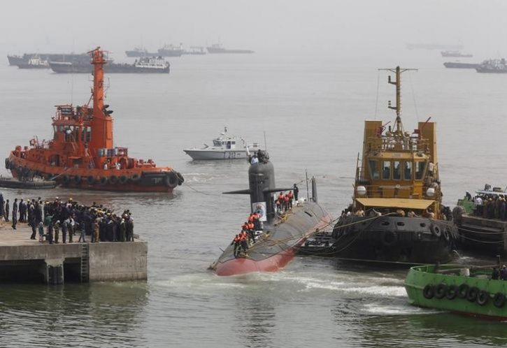 70000 Crore Submarine Project Remains Stuck
