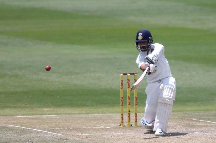 Ajinkya Rahane made 48 in 68 balls