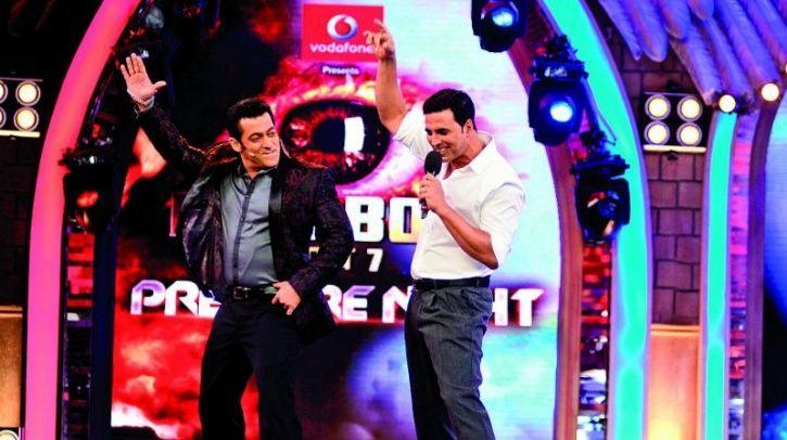 Akshay and Salman