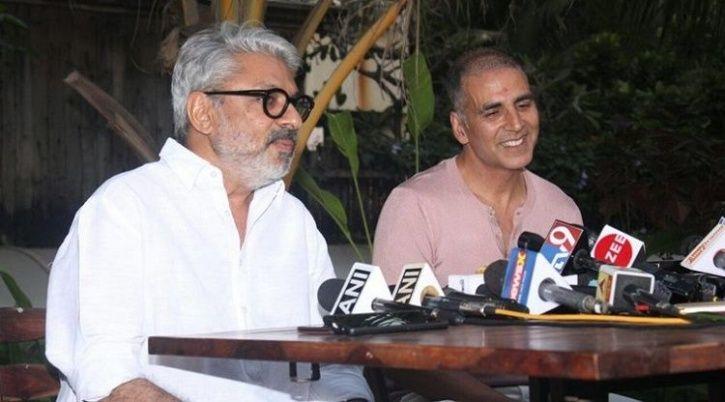 Akshay Kumar and SLB