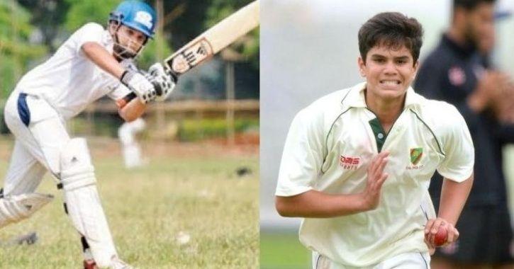 Arjun Tendulkar scored 48 and took 4 wickets for CCI