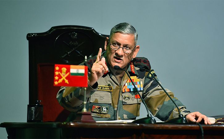Army Chief Bipin Rawat Calls For Some Control Over Mosques Madrasas