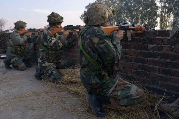 Army kill pakistani soldiers