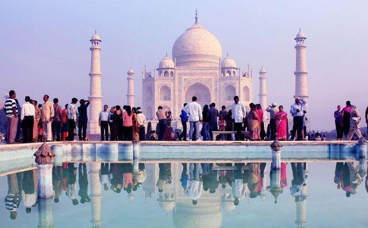 ASI May Cap Taj Mahal Visitors At 30000 A Day