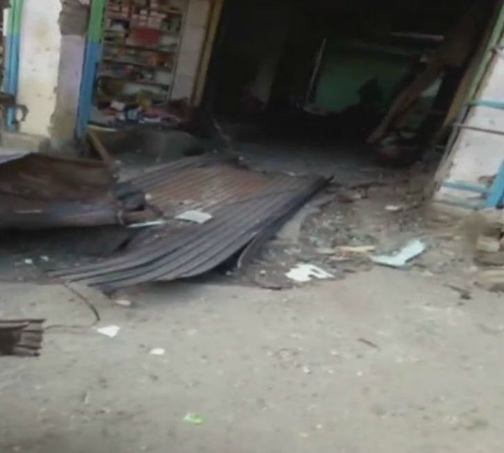 At Least Four Jammu And Kashmir Policemen Killed In IED Blast In Sopore