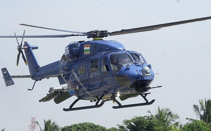 Attack Helicopter Rudra First Time In Republic Day Parade