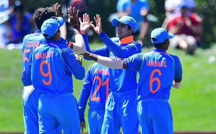 BCCI To Announce Cash Award For Under 19 Cricketers