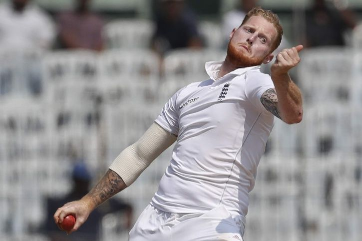 Ben Stokes missed the Ashes