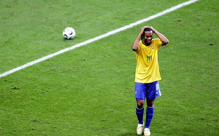 Brazilian Football Legend Ronaldinho Calls It Quits From Football