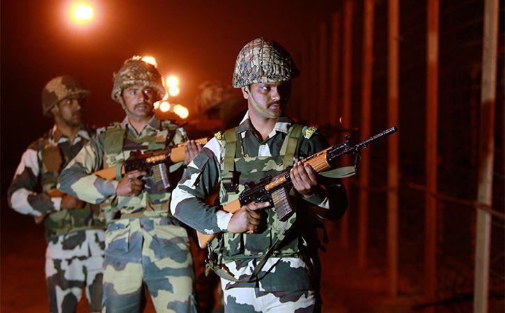 BSF Returns Fire Kills Pak Rangers In Last Few Days