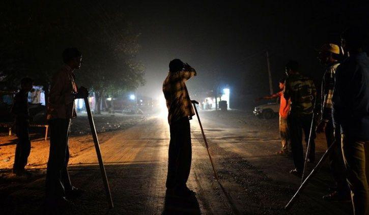 dalits tonsured