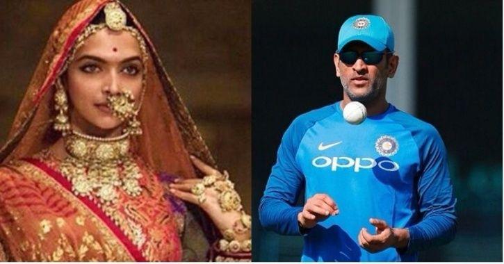 Deepika Padukone is all praise for MS Dhoni