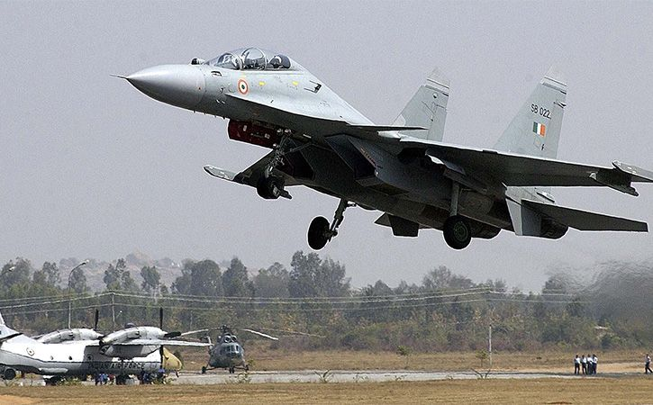 Defence Minister Likely To Fly In Sukhoi 30 MKI In Jodhpur