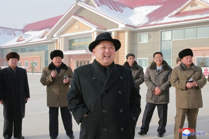 Did North Korea Hit Its Own City With A Botched Missile Launch