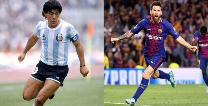 Diego Maradona scored the goal of the century