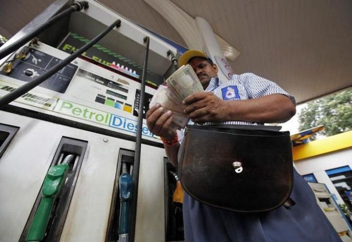 Diesel price delhi