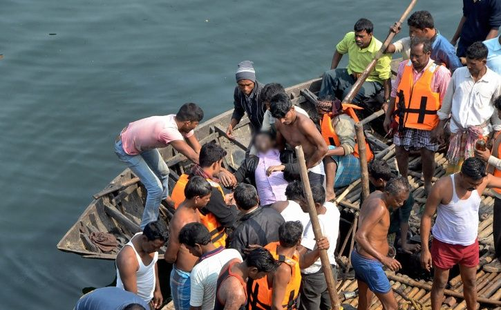 Driver Busy On Phone Caused The Death Of 42 People In Murshidabad