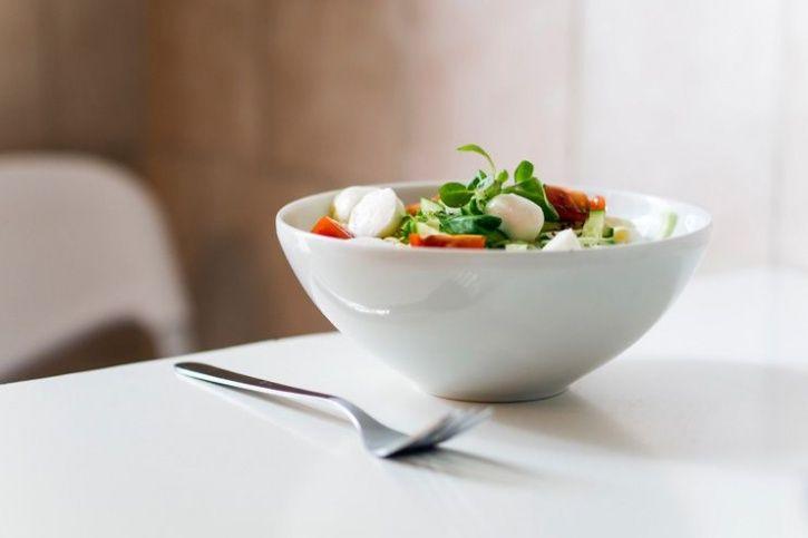 Eating Salads