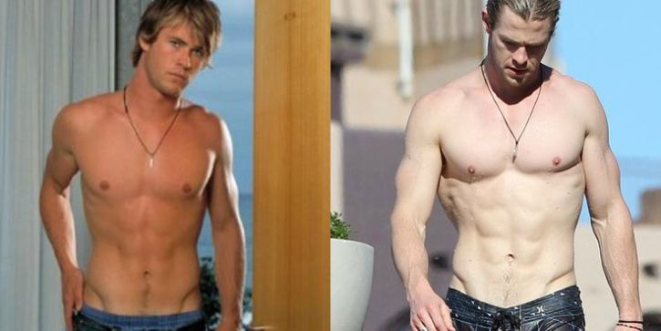 Extreme Iconic Physique Transformations That Will Inspire You To Take Yours To The Next Level