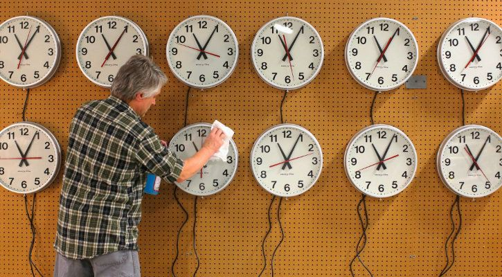 Flicks is a new unit of time