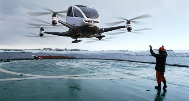 flying car engineers