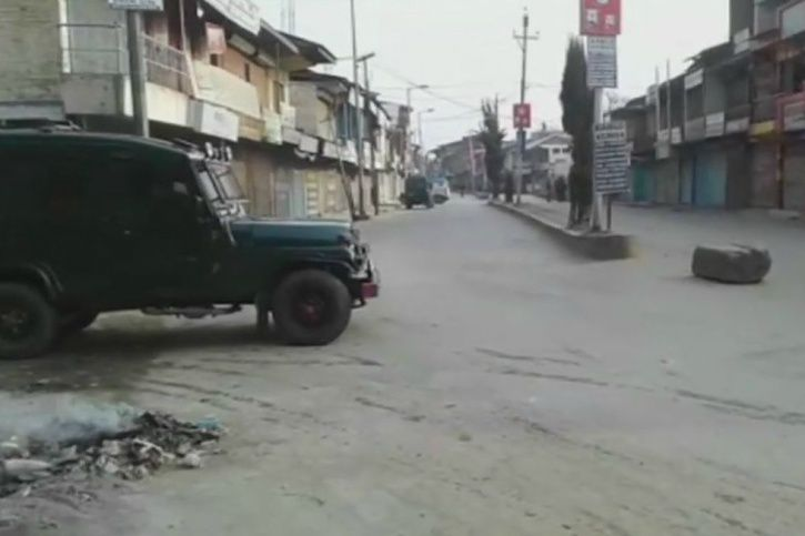 Four Cops Killed In Jammu and Kashmir Terror Attack