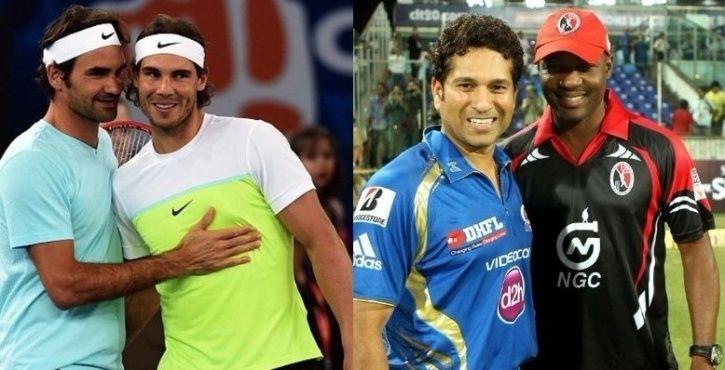 Friendship between rivals