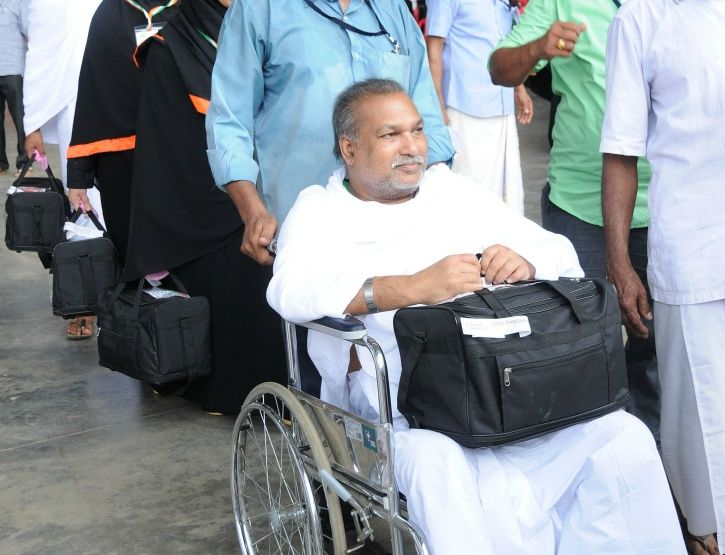 Govt Has Just Lifted Ban On Disabled People Going To Saudi Arabia For Haj Pilgrimage
