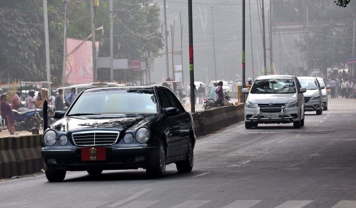 Govt May Soon Introduce Number Plates For Cars Of President
