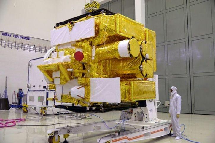 GSAT 11 launch