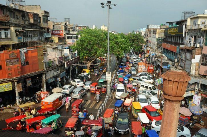 Hackers Target Old Delhi Traders