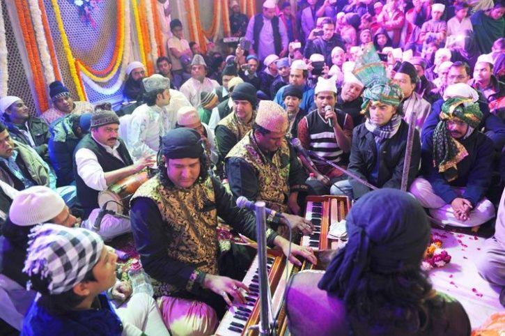 hazrat nizamuddin dargah delhi
