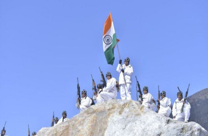 Himalaya ITBP