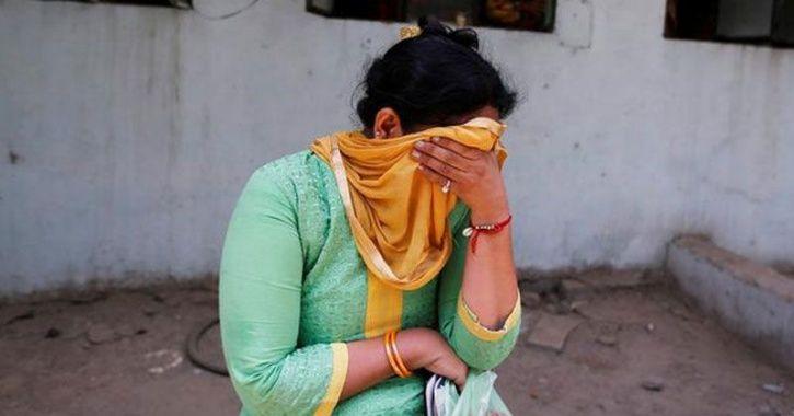 Hindu Rape Victim