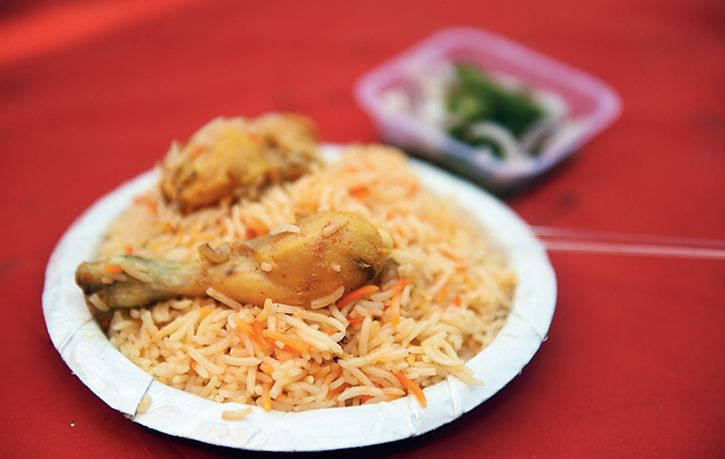 Hotelier Attacked For Not Serving Biryani