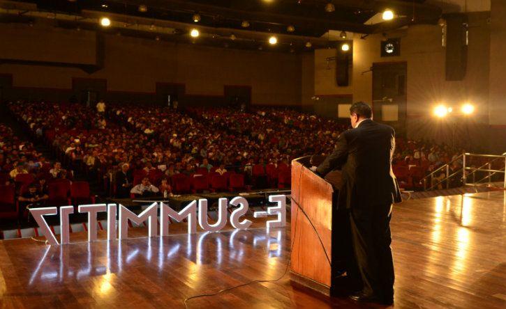 IIT Bombay E-Cell E-Summit 2018