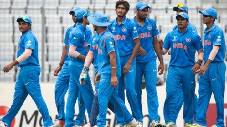 India face Pakistan in semis.