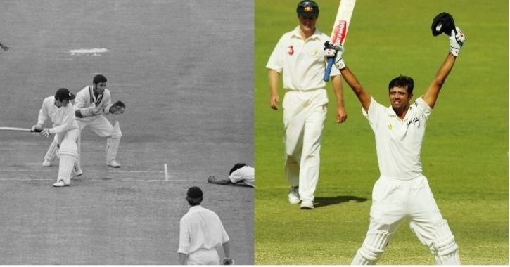 India have some famous victories in overseas Tests