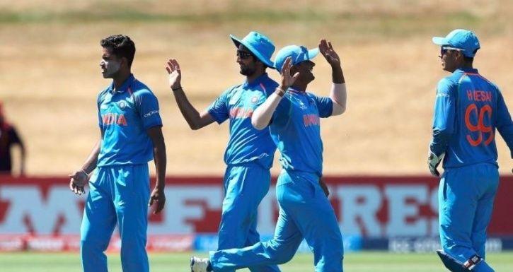 India won by 131 runs